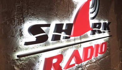 Listen to us online: radio-shark.fm