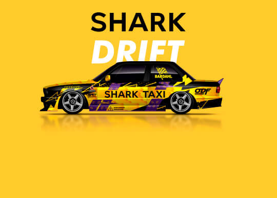 SHARK Drift